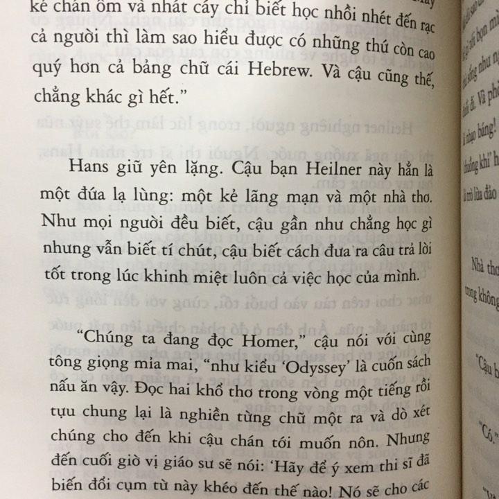 """Về nhân vật Hermann Hainer trong """"Dưới bánh xe cuộc đời"""""""