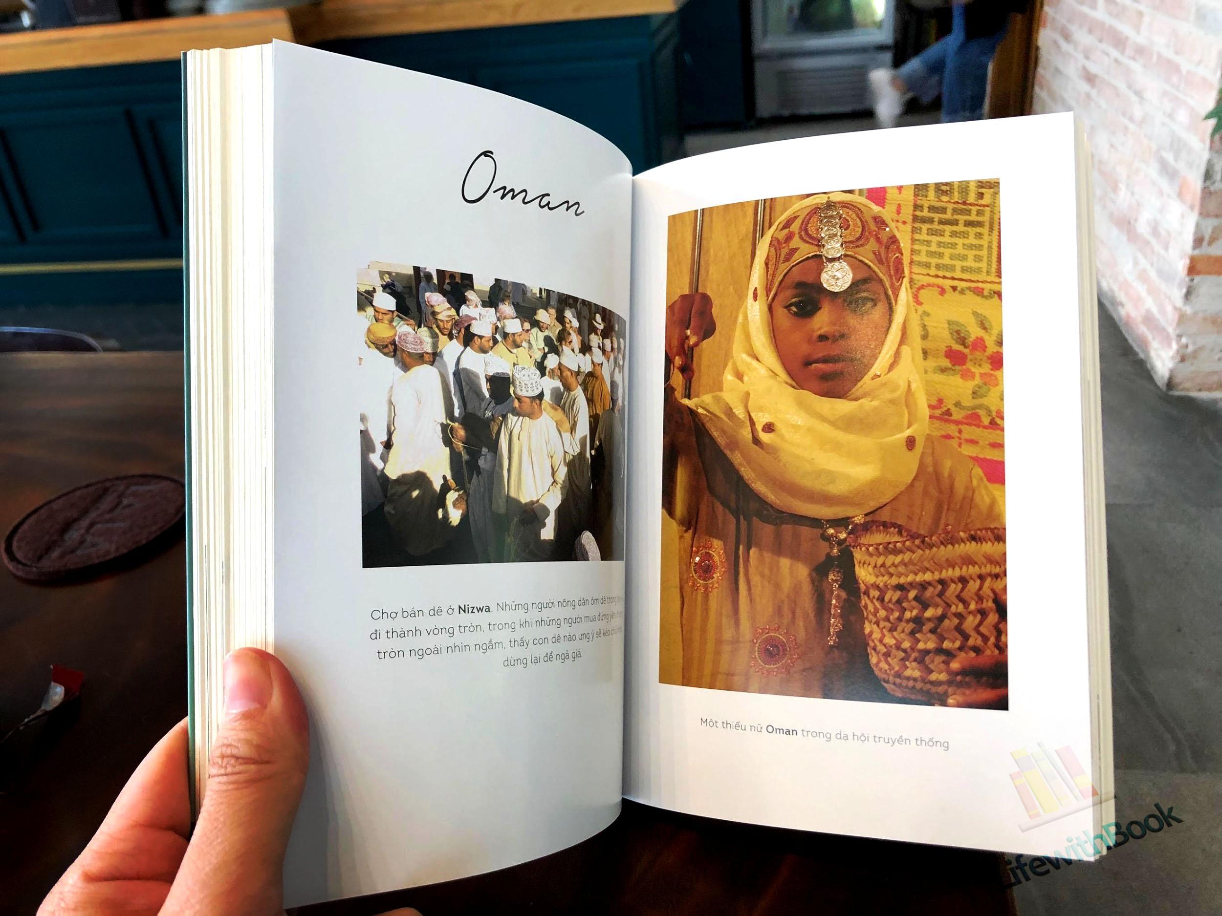 Oman - Truyện cổ tích không có hồi kết