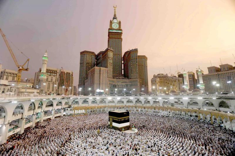 Mecca - Cái Nôi của Hồi Giáo - Nơi hành hương của tín đồ Hồi Giáo từ khắp nơi trên thế giới.